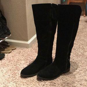 Franco Sarto Christine Wide Calf Boots